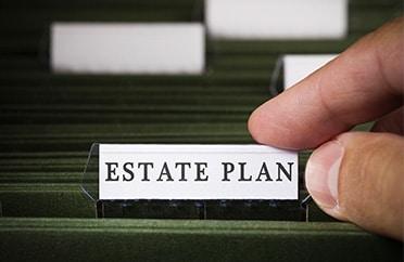 estate plan folder - Carolina Tax, Trusts & Estates
